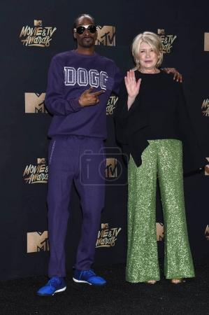 Snoop Dogg, Martha Stewart