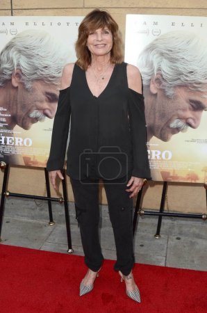 Katharine Ross at the Premiere Of The Orchard's