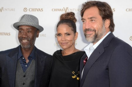Don Cheadle, Halle Berry, Javier Bardem