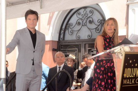 Jason Bateman Jennifer Aniston