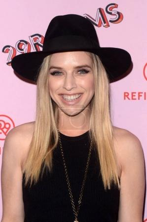 musician ZZ Ward at the 29Rooms West Coast Debut presented by Refinery29, ROW DTLA, Los Angeles, CA