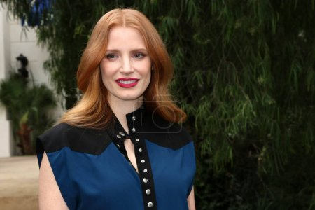 Jessica Chastain at the PSIFF Creative Impact Awar...