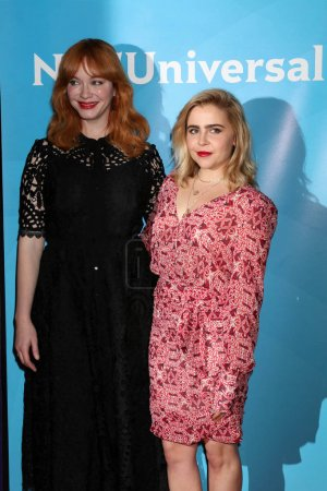 Christina Hendricks, Mae Whitman