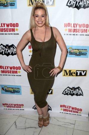 actress Whitney Bowers