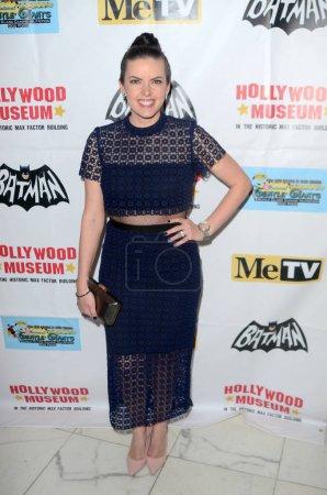 actress Emily Sandifer