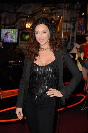 actress Sofia Milos