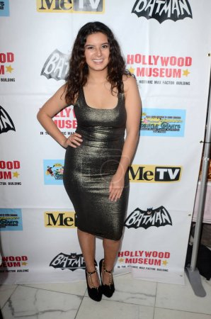 actress Amber Romero