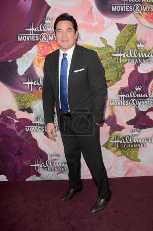 Photo for Dean Cain at the Hallmark Channel and Hallmark Movies and Mysteries Winter 2018 TCA Event, Tournament House, Pasadena, CA 01-13-18 - Royalty Free Image