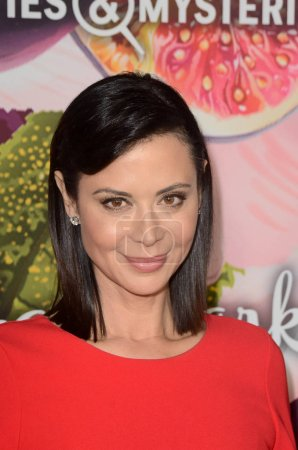 Photo for Catherine Bell at the Hallmark Channel and Hallmark Movies and Mysteries Winter 2018 TCA Event, Tournament House, Pasadena, CA 01-13-18 - Royalty Free Image