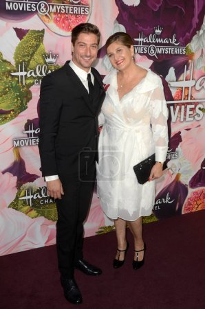 Photo for Daniel Lissing at the Hallmark Channel and Hallmark Movies and Mysteries Winter 2018 TCA Event, Tournament House, Pasadena, CA 01-13-18 - Royalty Free Image