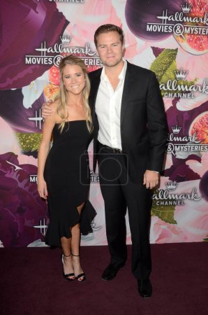 Photo for Cassidy Gifford, Cody Gifford at the Hallmark Channel and Hallmark Movies and Mysteries Winter 2018 TCA Event, Tournament House, Pasadena, CA 01-13-18 - Royalty Free Image