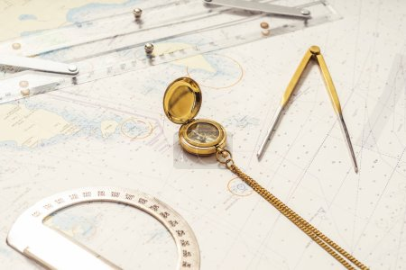 sailing and navigation stationery