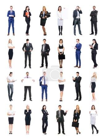 successful businesswomen and businessmen