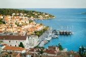 beautiful seascape of Croatia
