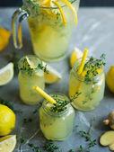 Limonádé ital, citrom