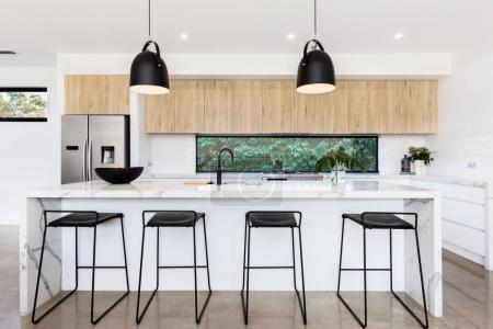 Large luxury Australian kitchen
