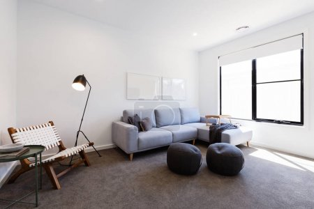 Cosy tv sitting room