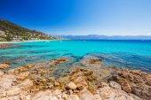 Corsica coastline near Ajaccio, France, Europe.