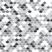 Seamless monochrome waves