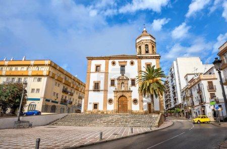 Church of La Merced in Ronda