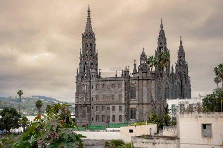 cathedral of San Juan Bautista in Arucas