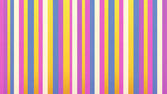 Illustration of abstract bright colorful stripes background