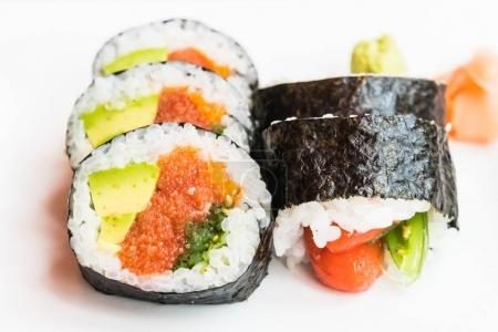 Japanese and Healthy food style