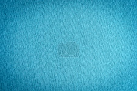 Photo for Abstract blue cotton textures and surface for background - Royalty Free Image