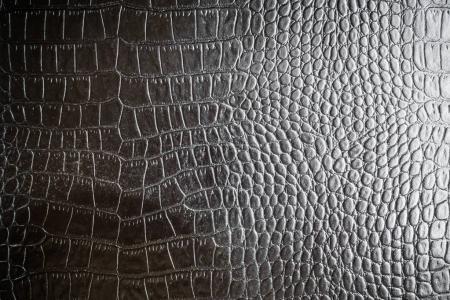 Photo pour Textures abstraites en cuir noir pour fond - image libre de droit