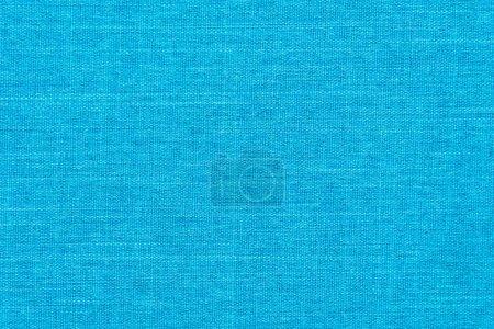 Photo pour Textures et surface en coton bleu pour le fond - image libre de droit
