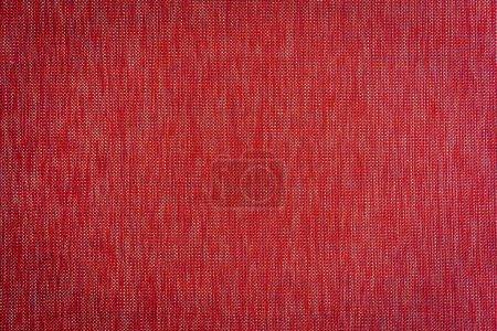 Foto de Superficie de fondo y texturas de tela roja - Imagen libre de derechos