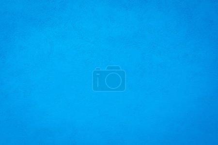 Foto de Textura abstracta de pared de hormigón azul para el fondo - Imagen libre de derechos