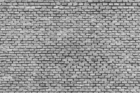 Photo pour Textures de briques blanches et grises pour le fond - image libre de droit