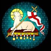 Lamb Peace Resurrection