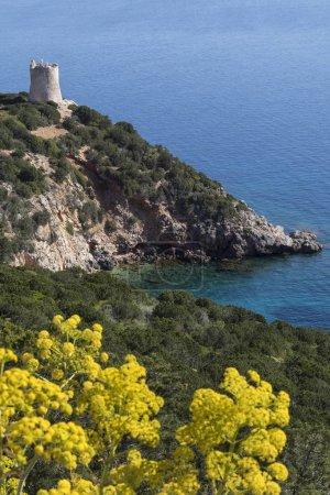Coastline of Sardinia - Italy
