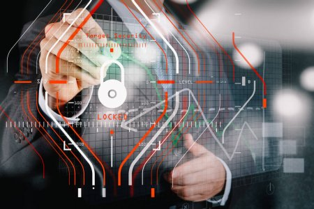 General Data Protection Regulation (GDPR) and Security concept.C