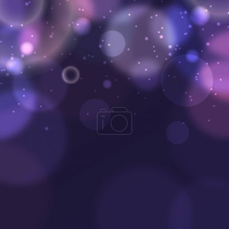 blurred texture with bokeh lights