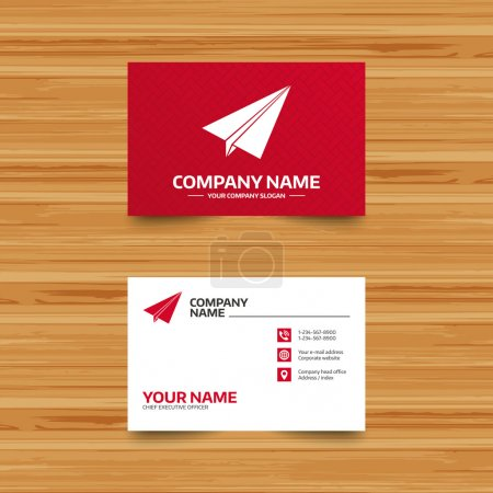 Paper Plane sign. Airplane symbol. Travel icon.