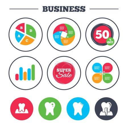 Business pie chart.