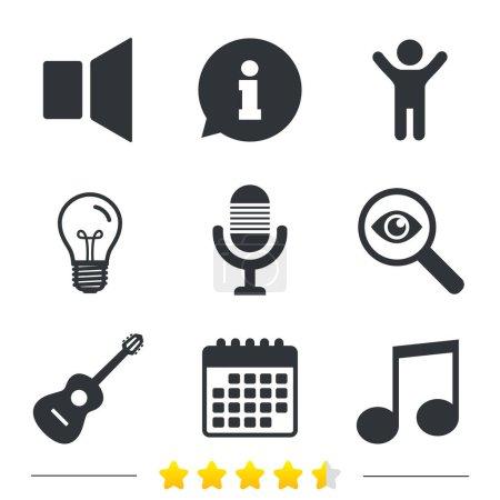 design of music symbols