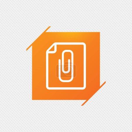 File annex icon.