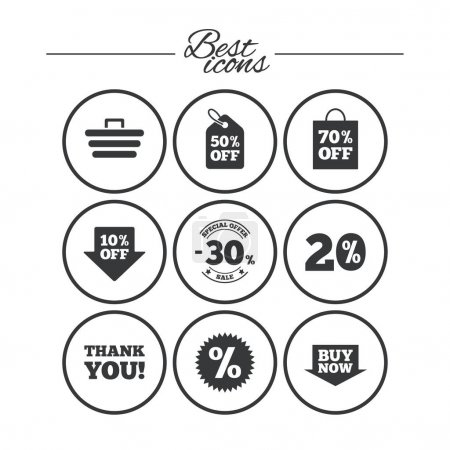 business sign icons