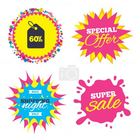 Sale price tag icon