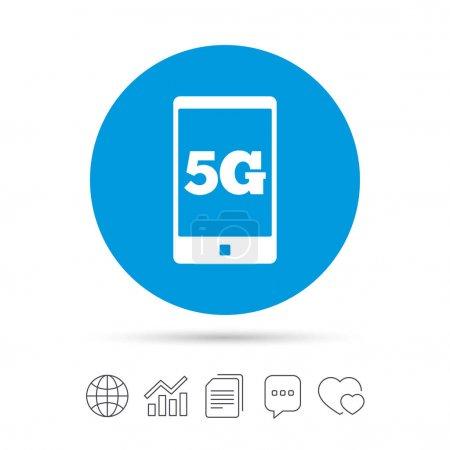 Mobile telecommunications technology.