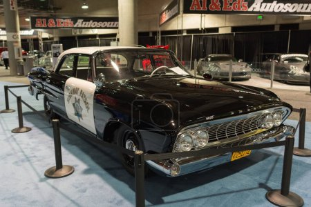 Dodge Polara 1961 Police car