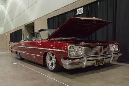Chevrolet Impala classic car custom
