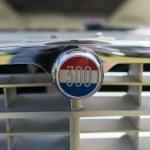 Постер, плакат: Chrysler 300 emblem on display