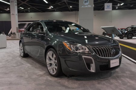 Buick Regal Turbo GS on