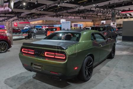 Dodge Challenger SRT 392 on