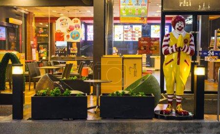 Bangkok,Thailand - Dec 28, 2016 : Ronald-Mcdonald ...